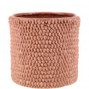 Ceramic bucket Danil, D11cm, H10,5cm, for TO8, pin